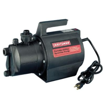 0.5 Hp Sprinkler Pump - 8