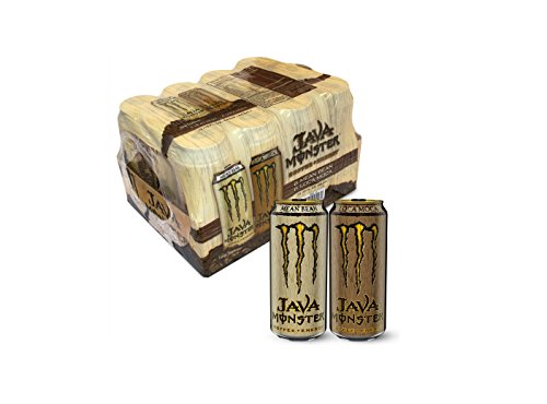 Monster Java Variety 12Pk Cans