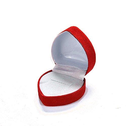 Heart Shaped Ring Box - Buy To Tiffany Where And Co