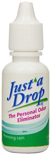 Just A Drop Liquid Air Freshener, Morning Rain, 15 ml, 0.5 Ounce