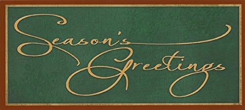 Seasons Greetings Script Money Holder - Designer Greetings 8 Christmas Money & Gift Card - Cards Gift Designer