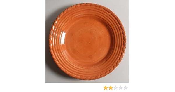 Amazon.com | Artimino Tuscan Countryside-Terra Cotta Dinner Plate Fine China Dinnerware Dinner Plates  sc 1 st  Amazon.com & Amazon.com | Artimino Tuscan Countryside-Terra Cotta Dinner Plate ...