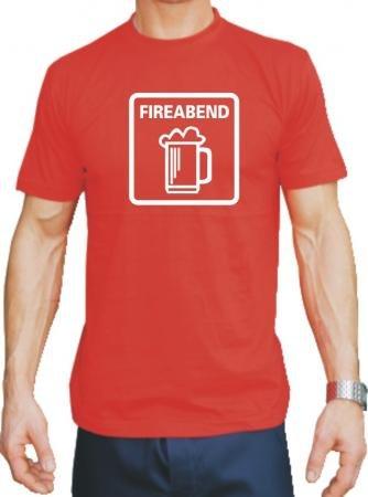 T-Shirt FIRE ABEND