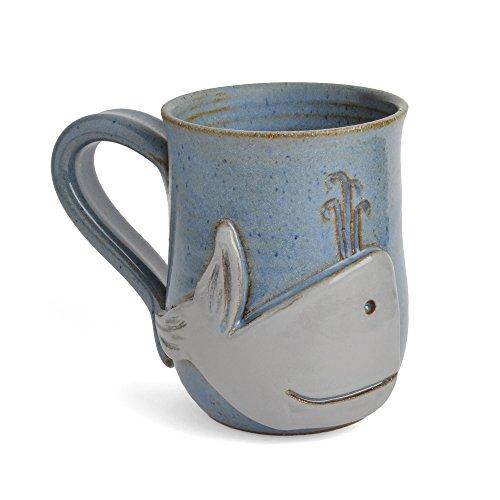MudWorks Pottery Whale Mug -
