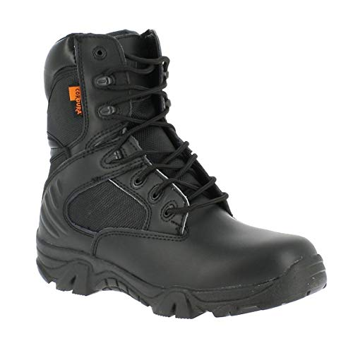 Chaussures Noir Highlander Boots Chaussures Echo Echo pxgYH7