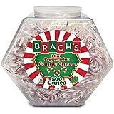 Brach's Mini Peppermint Candy Canes 500 Count Jar, 76 ounces