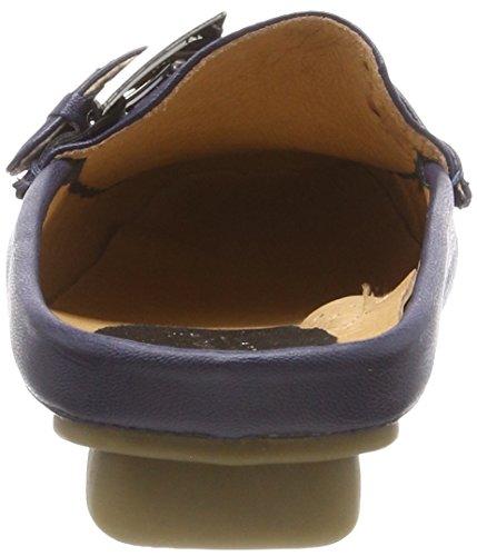 Andrea Conti Women's 0267085 Clogs Blue (Dunkelblau 017) kS9AXY