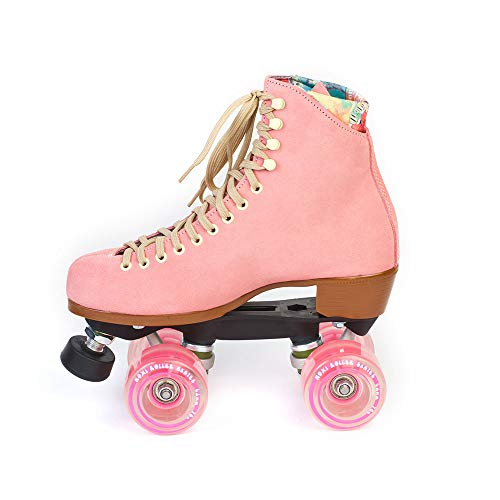 Moxi Roller Skates Lolly Roller Skates,Pink,4 by Moxi (Image #3)