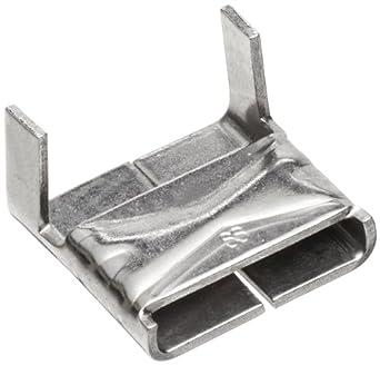 Amazon.com: Band-It c25299 201/301 ear-lokt hebilla de acero ...