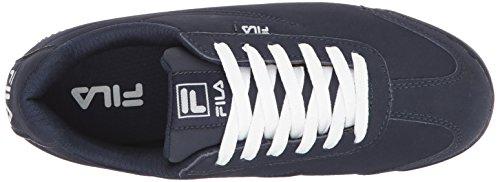 Walking Fila Shoe White Fila Women's Mezago Navy 84xx6wB