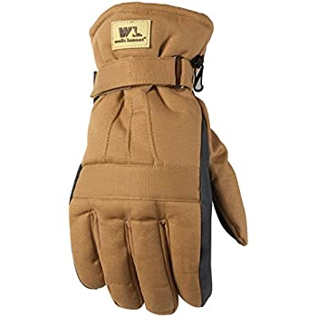 Men S Winter Gloves Insulated With 100 Gram Thinsulate