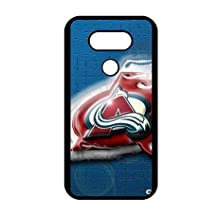 caseHome Designer NHL Phone Cases for LG G5 - Colorado Avalanche LG G5 Carring Case