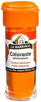 Colorante Alimentario La Barraca 33gr: Amazon.es ...