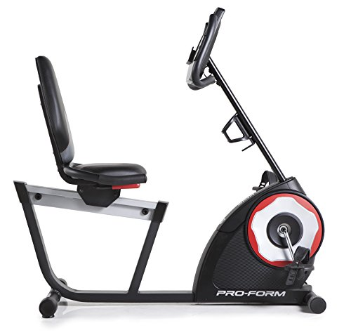 Proform Power Sensitive 7 0 Exercise Bike: ProForm 235 CSX Recumbent Bike