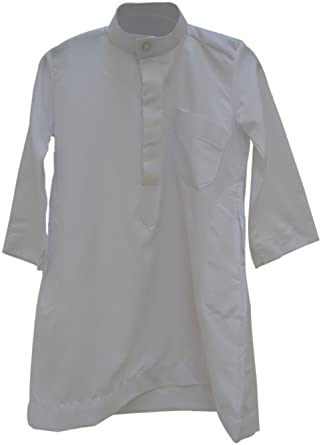 Desert Dress Musulmán Kids Arabia Estilo Thobe, jubba árabe, túnica, Dishdasha Parte Inferior tamaño 20 – 30: Amazon.es: Ropa y accesorios
