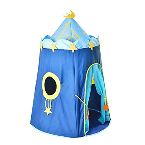 Sport 110 150cm Children's Outdoor Entertainment Yur Pet Mat Blue House Yurts Moon Tent Game Room by Shop Sport (Image #2)