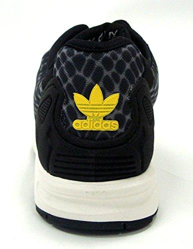 Adidas Mannen Zx Flux Decon Sneakers B23724 Clonix / Zwart / Goud Ons 13