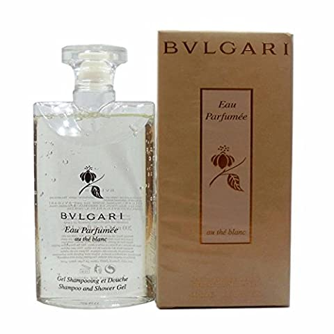 Bvlgari Eau Parfumée Au the Blanc Shampoo & Shower Gel 200ml / 6.8oz. for Women