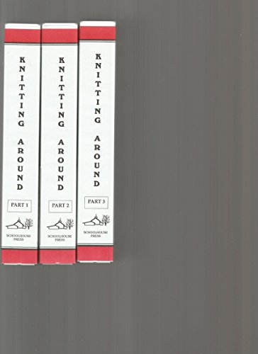 - Knitting Around By Elizabeth Zimmermann, Set of 3 VHS Videos