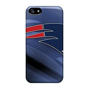 Faddish Phone New England Patriots Cases For Iphone 5/5s / Perfect Cases Covers