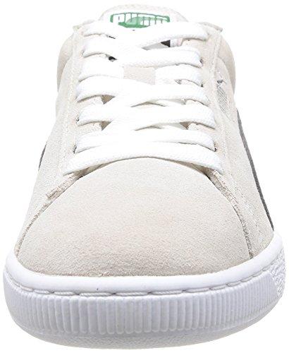 Classic Wedge Puma White Ginnastica Grey Scarpe Blanc L Steel da Uomo 7BdqSgw
