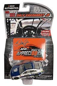 Nationwide NASCAR Authentics 1//64 $1 COMBINED SHIPPING 2017 Wave 88 Dale Jr
