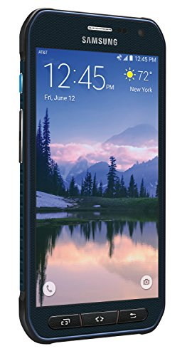 "Samsung Galaxy S6 Active, 32 GB , Grey (AT&T) 3 2G bands GSM 850 / 900 / 1800 / 1900; 3G bands HSDPA 850 / 1900 / 2100; 4G bands LTE band 1(2100), 2(1900), 3(1800), 4(1700/2100), 5(850), 7(2600), 8(900), 12(700), 17(700), 20(800), 29(700), 40(2300); Speed HSPA 42.2/5.76 Mbps, LTE-A Cat6 300/50 Mbps; GPRS Yes; EDGE Yes 5.1"" Super AMOLED capacitive touchscreen, 16M colors; Resolution 1440 x 2560 pixels (~576 ppi pixel density); Multitouch Yes; Protection Corning Gorilla Glass 4; Dimensions 146.8 x 73.4 x 8.6 mm (5.78 x 2.89 x 0.34 in); Weight 170 g (6.00 oz); SIM Nano-SIM OS Android OS, v5.0.2 (Lollipop), upgradable to v6.0.1 (Marshmallow); Chipset Exynos 7420 Octa; CPU Octa-core (4x2.1 GHz Cortex-A57 & 4x1.5 GHz Cortex-A53); GPU Mali-T760MP8; Card slot No; Internal 32 GB, 3 GB RAM;"
