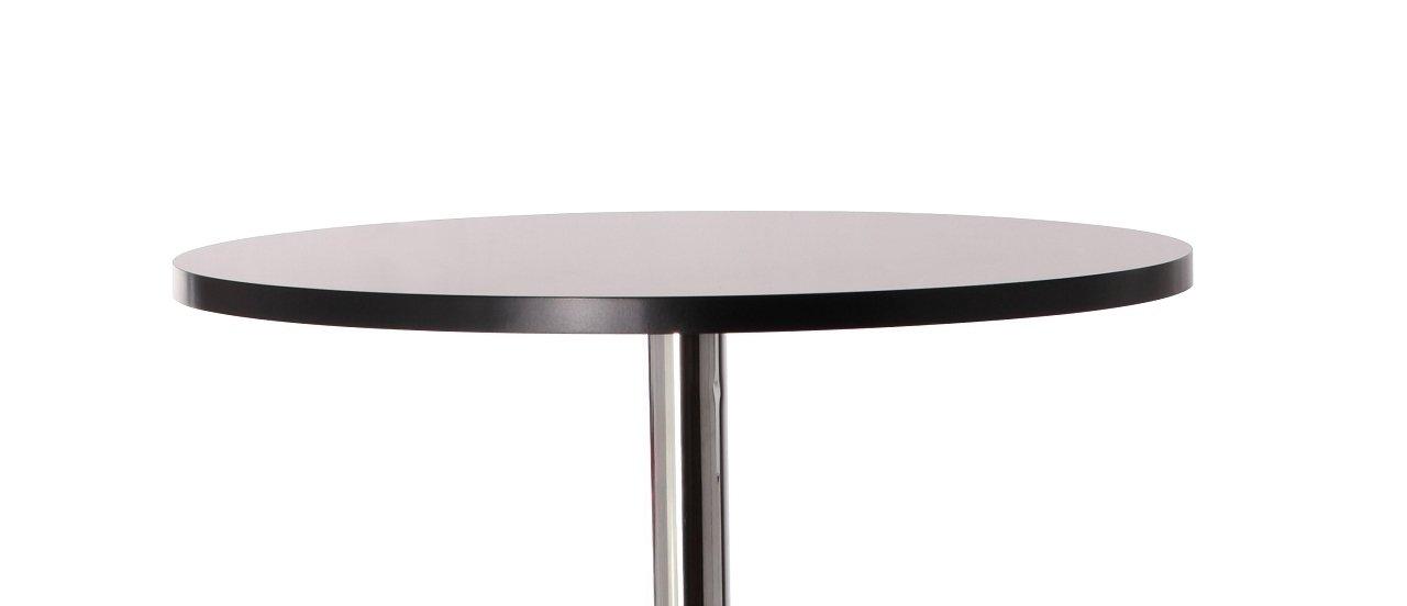 Duhome DH0183 Table Haute/Mange-Debout en Bois Noir Duhome Elegant Lifestyle®