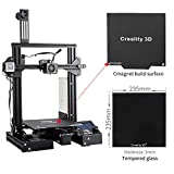 Comgrow Creality Ender-3 Pro 3D Printer with Glass Plate, Upgrade Cmagnet Build Surface Plate and UL Certified Power Supply, Build Volume 8.6' x 8.6' x 9.8'