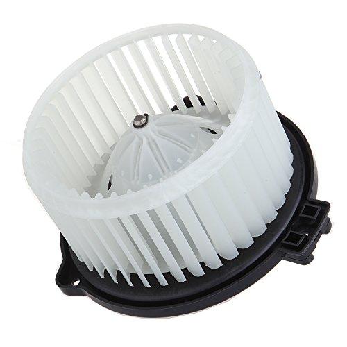 Heater Blower Motor ABS plastic w/ Fan SCITOO Motor for 2003-2008 Toyota Corolla 2003-2008 Toyota Matrix