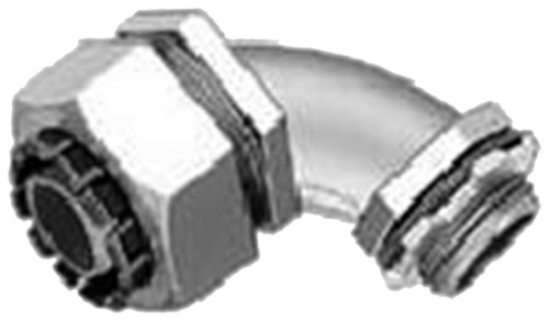 Bridgeport 470-LT2 1/2-Inch Liquid Tight 90-Degree - Liquid Elbow Tight 90