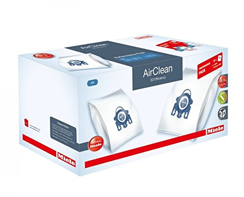 Miele Performance Pack GN + HA50 Household Vacuum Bags Canister (Miele Hepa Filter Ha50 compare prices)