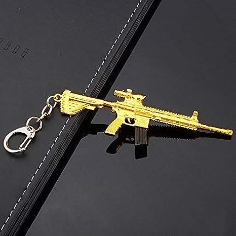 Amazon.com: YPT - Llavero con colgante de juguete de Battle ...