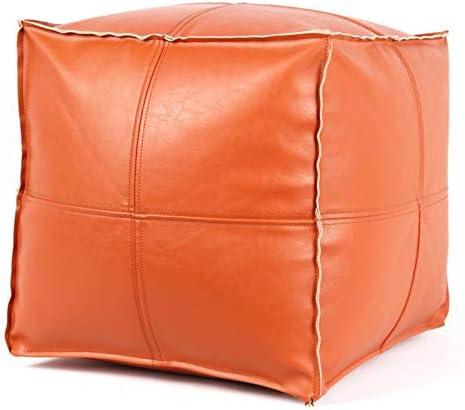 40/%OFF \u2014\u2014Set of 3 poufs,pouf,pouffe,leather pouf,Moroccan pouf,ottoman pouf,chairs,poufs natural,Moroccan pouf,Luxury poufs,Boho d\u00e9cor
