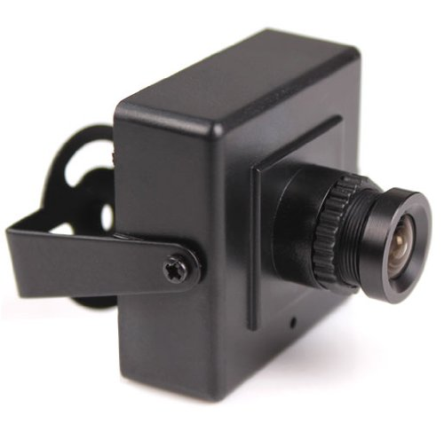 SC2000 PZ0420H 600TVL Plastic Housing FPV Camera Black Color 3.6mm Lens