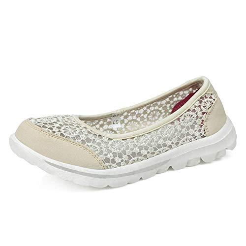 Air De Maille Respirant Femme Naturel Mocassins Courir Chaussures Yhden Gymnastique gwTqAxnt4R