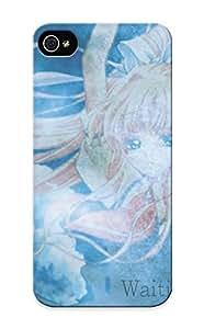 Design High Impact Dirt/shock Proof Case Cover For Iphone 5/5s (Anime Air Misuzu Kamio)