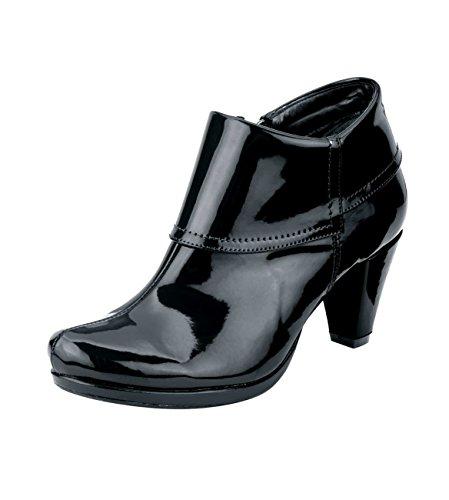 Women's Flats Conti Up Lace Black Andrea black qZOwA