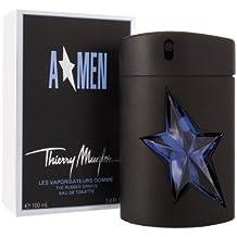 AMEN Eau De Toilette By Thierry Mugler Refillable Rubber Spray, 3.4 Fl. Oz.