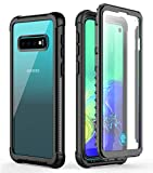 Snowfox Samsung Galaxy S10 Case, Heavy Duty