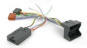 T1 Audio T1-CTSCT003-CLARION - Citroën C2, C3, C4, C5 MKII, C8 adaptador para Control desde volante de volante incluye Clarion cable