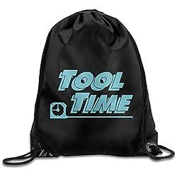 Home Improvement Sport Backpack Drawstring Print Bag