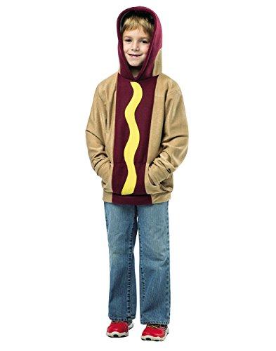 Rasta Imposta Hot Dog Hoodie, 4-6