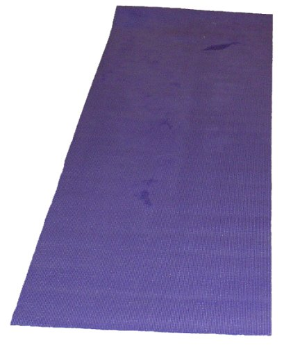 Yoga Direct Extra Long Yoga Mat, Purple -