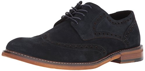 Kenneth Cole New York Mens Dance Oxford Navy