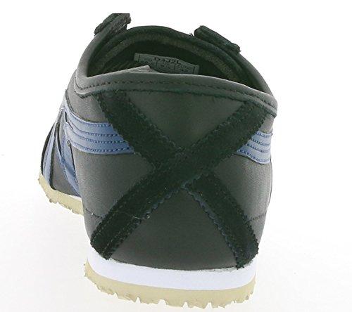 Basse adulto Ginnastica Unisex Schwarz 66 Sneakers Mexico Asics Da d4j2l poseidon 9058 black Scarpe qxn48YqX0