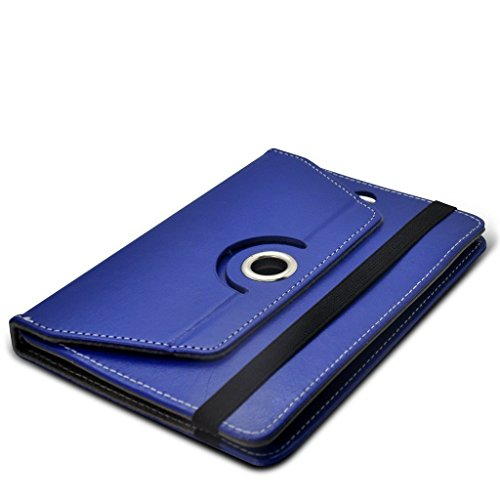 buy online 0a599 397eb ZTE Grand X View 2 Cover Case Universal Folio PU Leather Stand Skin Pouch  Tab Android Tablet iOS