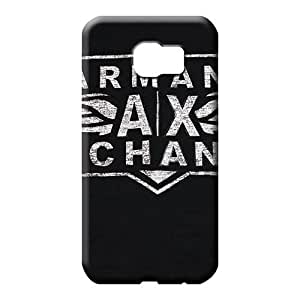 samsung galaxy S7 edge cases Back Hd phone back shell armani exchange AX famous top?brand logo