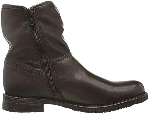 Buffalo London Es 30869 Garda, Botines para Mujer Marrón