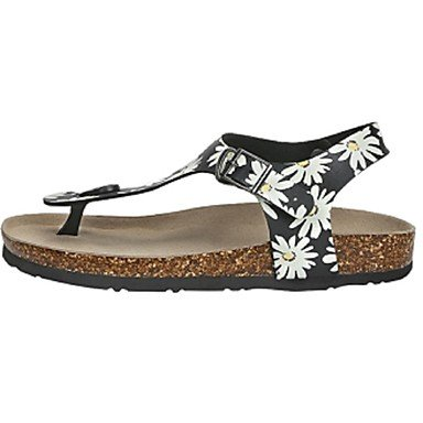 Sandali Nero Luce Black Stampa Spiaggia Camel 5 CN39 RTRY UK6 5 Scarpe EU39 Eu36 Us5 Comfort Outdoor Colore Donna US8 Fashion Uk3 Cn35 PzAW7qEW